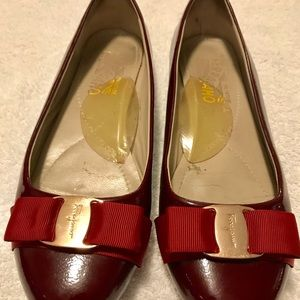 Almost Brand New - Gorgeous Loafers By FERRAGAMO